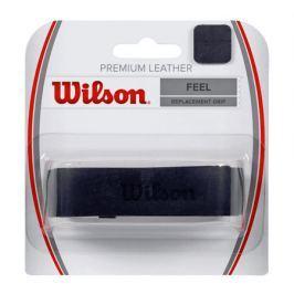 Základní omotávka Wilson Premium Leather Grip Black