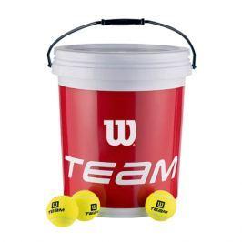 Tenisové míče Wilson Trainer Team Balls (72 ks)