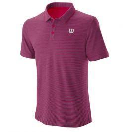 Pánské tričko Wilson Training Polo Granita