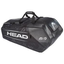Taška na rakety Head MXG Monstercombi 12R Black/Silver