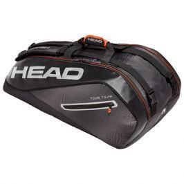 Taška na rakety Head Tour Team 9R Supercombi Black/Silver