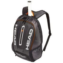 Batoh na rakety Head Tour Team Backpack Black/Silver 2019