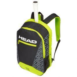 Batoh na rakety Head Core Backpack Black/Yellow