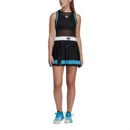 Dámské šaty adidas Escouade Dress Black