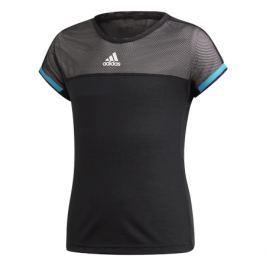 Dívčí tričko adidas G Escouade Tee Black
