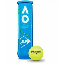 Tenisové míče Dunlop Australian Open (4 ks)