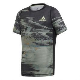 Dětské tričko adidas NY B Graphic Tee Black