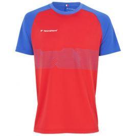 Pánské tričko Tecnifibre F2 Airmesh Red 2017