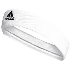 Čelenka adidas Headband White/Black