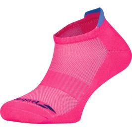Ponožky Babolat Invisible 2 Pairs Women Pink/Purple
