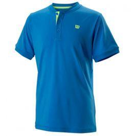 Dětské tričko Wilson Uwii Henley Blue