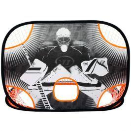 Hokejový set Warrior MINI POPUP Net Kit New