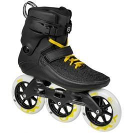Inline brusle Powerslide Swell Black City 125