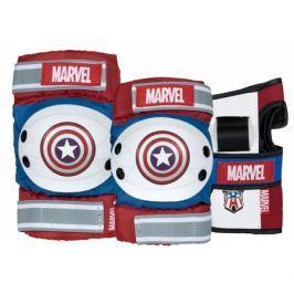 Inline chrániče Powerslide Marvel Captain America