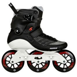 Inline brusle Powerslide Swell Metalic Black Trinity 110