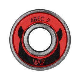 Ložiska Powerslide ABEC 9 Freespin tuba 12 ks