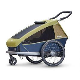 Dětský vozík Croozer Kid For 2 Click & Crooz 2018