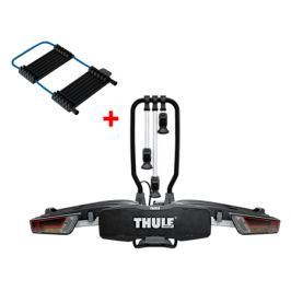 Nosič kol Thule EasyFold XT 934 + 3 chrániče karbonového rámu