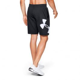 Pánské šortky Under Armour Rival Fleece Logo Sweatshort černé