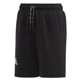 Dětské šortky adidas NY B Short Black