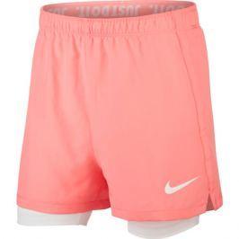 Dětské šortky Nike Dry 2in1 růžové