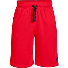 Chlapecké šortky Under Armour Prototype Wordmark Short červené