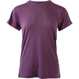 Dámské tričko Endurance Eirene Melange Sustainable SS Tee růžové
