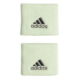 Potítka adidas Tennis Wristband Small Light Green (2 ks)
