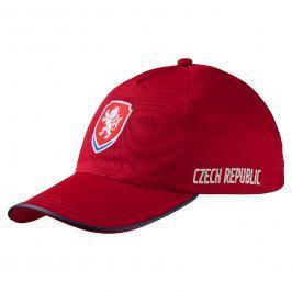 Kšiltovka Puma Česká republika Chili Pepper 2100402