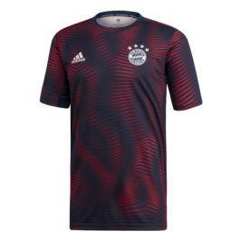 Předzápasový dres adidas FC Bayern Mnichov 18/19
