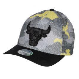 Kšiltovka Mitchell & Ness Flou Camo 110 SB NBA Chicago Bulls