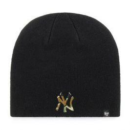 Zimní čepice 47 Brand Camfill Beanie MLB New York Yankees