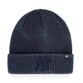 Zimní čepice 47 Brand Northwood Cuff Knit MLB New York Yankees Navy