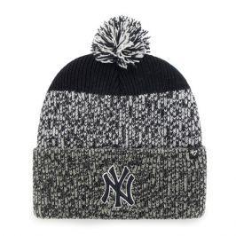 Zimní čepice 47 Brand Static Cuff Knit MLB New York Yankees