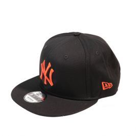 Kšiltovka New Era 9Fifty Essential MLB New York Yankees Black/Orange