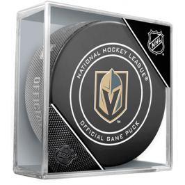 Oficiální puk utkání NHL Vegas Golden Knights