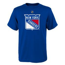 Dětské tričko adidas Primary Logo Tee NHL New York Rangers