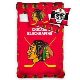 Dárkový balíček hezké spaní NHL Chicago Blackhawks