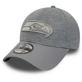 Kšiltovka New Era 39Thirty Essential Jersey NFL Seattle Seahawks Grey