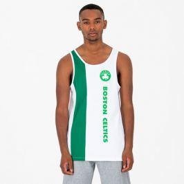 Pánské tričko bez rukávů New Era Team Wordmark Tank NBA Boston Celtics