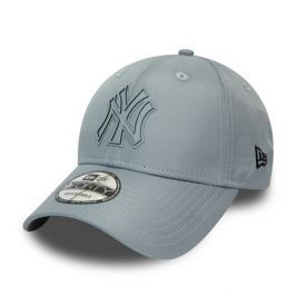 Kšiltovka New Era 9Forty Ripstop MLB New York Yankees Gray/White