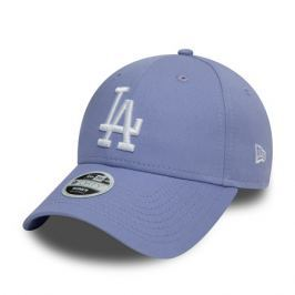 Dámská kšiltovka New Era 9Forty League Essential MLB Los Angeles Dodgers Lavender/White