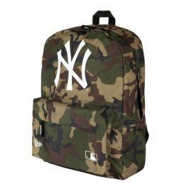 Batoh New Era Stadium Bag MLB New York Yankees Woodland Camo
