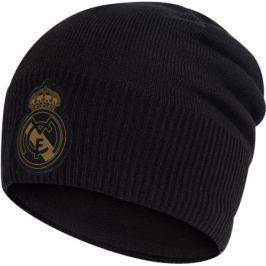 Zimní čepice adidas Beanie Real Madrid CF černá