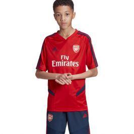 Dětský tréninkový dres adidas Arsenal FC červený