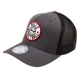 Kšiltovka Mitchell & Ness Heather Snapback NBA Chicago Bulls Grey