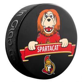 Puk Maskot Inglasco NHL Ottawa Senators