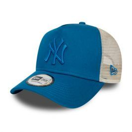 Kšiltovka New Era 9Forty Trucker League Essential MLB New York Yankees Cardinal Blue
