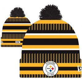Zimní čepice New Era Onfield Cold Weather Home NFL Pittsburgh Steelers