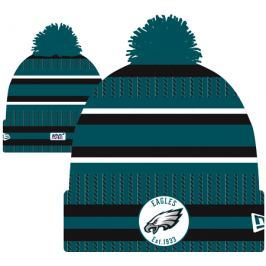 Zimní čepice New Era Onfield Cold Weather Home NFL Philadelphia Eagles